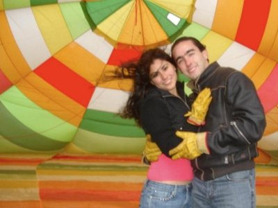 Balloon flight, cabin with hydromassage and Huasca dinner