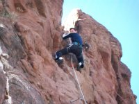 Basic skills for climbing