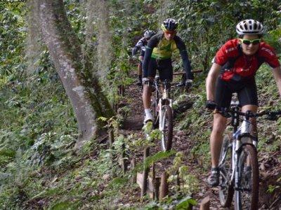 Parque Recreativo Montecillo Ciclismo de Montaña