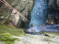 Canyoning in Texcoco