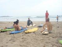 Surf in Baja