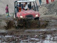 Challenge behind the wheel