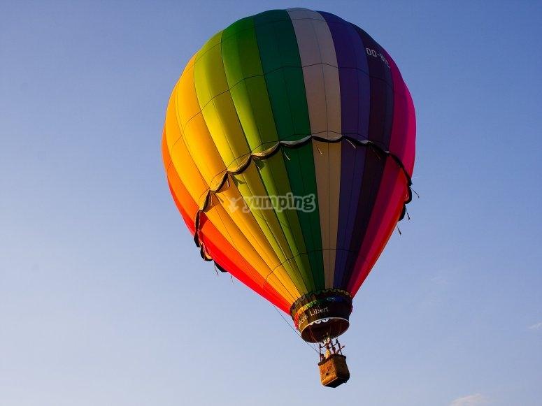 Balloon detail