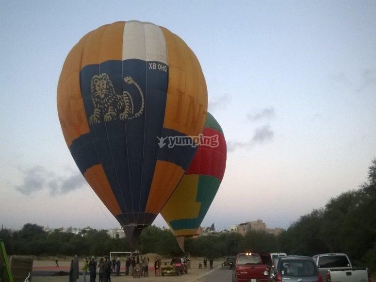 Balloons in Guanajuato