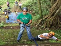 Climbing and Rappelling in Tepic, 1 hour