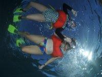 Snorkel tour, 2 hours. Marine Reserve, Los Cabos.