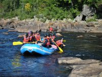 Rafting groups