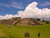 Walk to Monte Alban