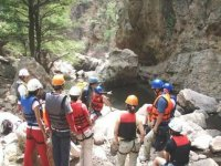 Adventure canyoning