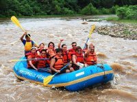 Rafting in Huatulco