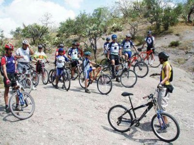 Zooper Bike Ciclismo de Montaña