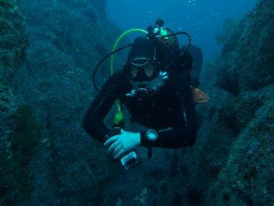 2 scuba dives in La Paz, Baja California Sur