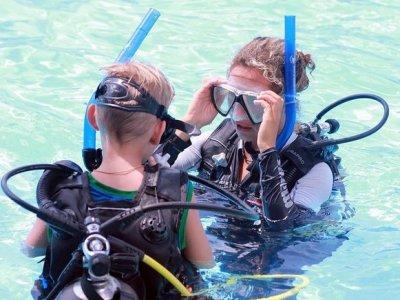 Curso certificación Open Water PADI en Los Cabos