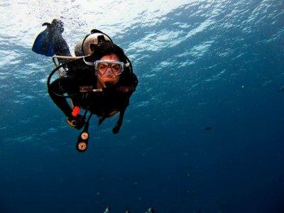 PADI Scuba Diver 2 inmersiones Los Cabos CSL