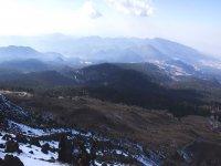 Conquistando la montana
