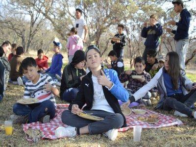 Campamento El Peñón Campamentos Multiaventura