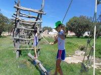 Skill adventure park