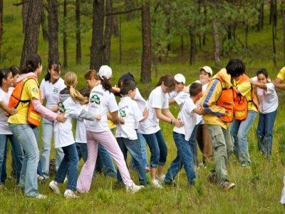 Otinapa Sierra Camps Campamentos Multiaventura