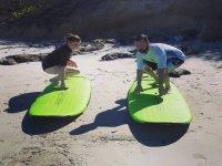 las mejores clases de surf