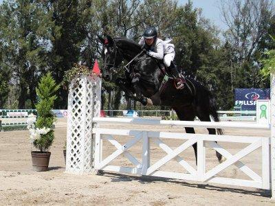 Escuela de Equitación Tlalpan y Asociados, Santa Fe