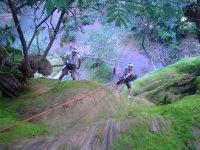 Tour 2 días Cañonismo y espeleo Cascadas Granada