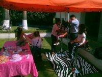 Spa para niñas a domicilio para fiesta infantil