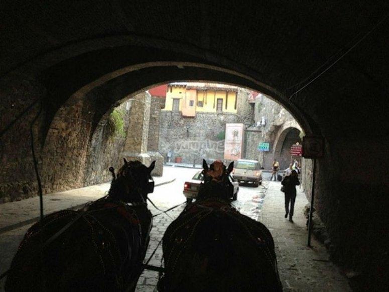 Romantic tour of San Miguel de Allende