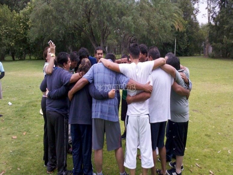 integracion de equipo