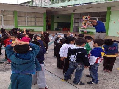 Camp dentro del colegio: Acantonamiento 2 días Qro
