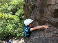 Escalada en roca 4horas en la Rivera de Chapala