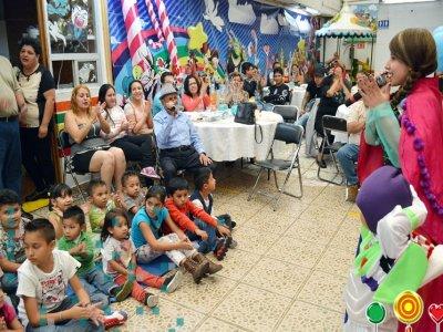 Paquete básico fiesta promo domingo 70 personas