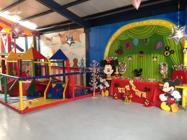 juegos del circo de bony