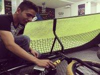 1 hour class of BMX or skate, DF