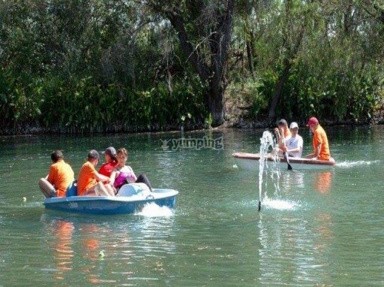 lago la hacienda