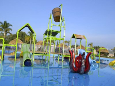 Kid admission water park