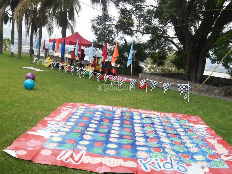 Fiesta deportiva peques Shows Infantiles