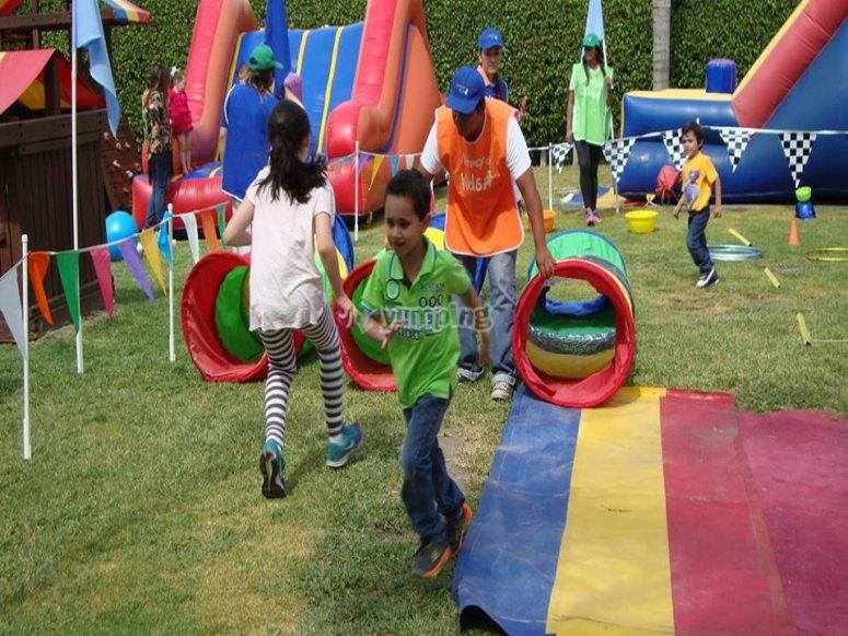Fiestas de peques Concursos y Juegos