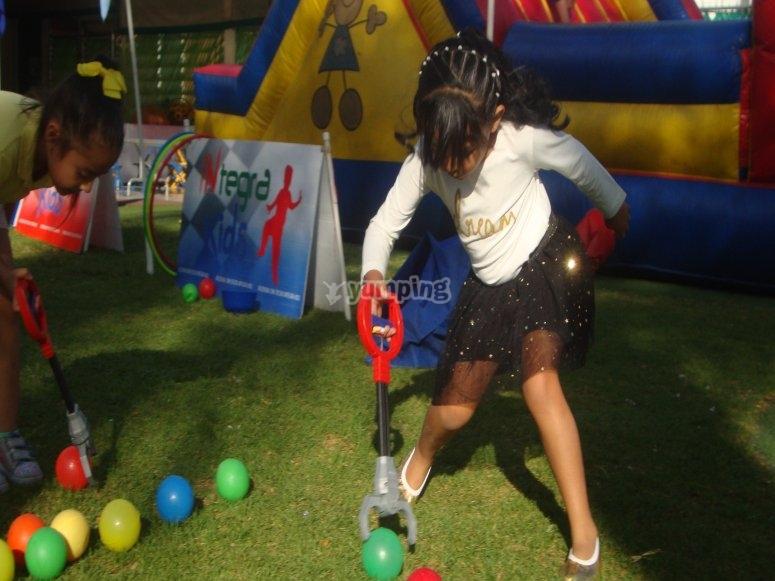 Teambuilding para niños