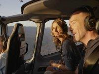 Vuelo en helicóptero romántico 30 minutos en DF