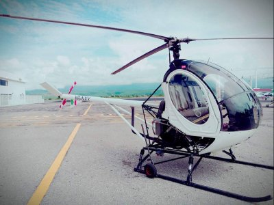 Helicopter Flight in Tequesquitengo of 15min