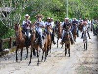 team riding