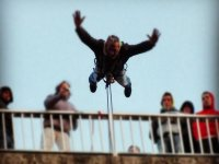 2 Bungee Jumps package, Mexico City