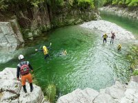 Canyoning for 1 day near Ciudad de Mexico