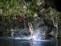 magical cenotes