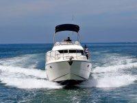 Azimut yacht 8-hour rental in Vallarta
