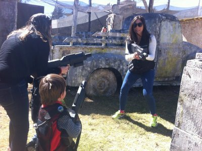 Laser tag game+LunchBox in Ajusco or Santa Fe