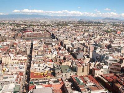 Vuela Mexico Vuelo en Helicóptero