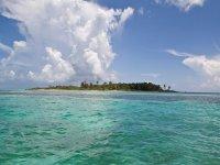 Tour en barco a Isla Contoy y snorkel niños 7 h