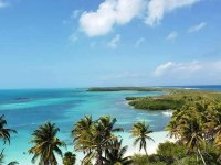 Spectacular views in Isla Contoy
