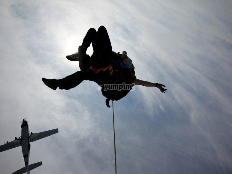 Jump in Tequesquitengo